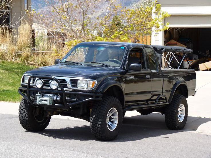 Clean First Gen Tacoma Toyota Trucks Pinterest