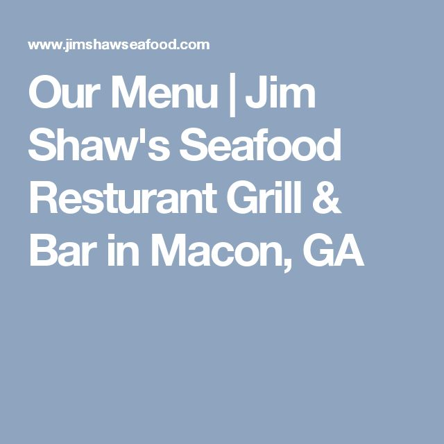 New Seafood Restaurant In Downtown Macon Ga