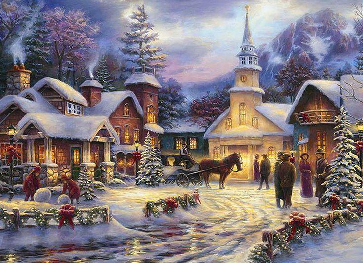 Картинки сказка новогодняя