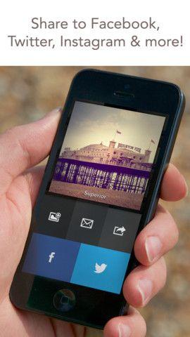 Analog Camera App