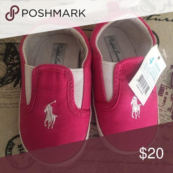Ralph Lauren baby shoes size 4 Baby shoes Ralph Lauren Shoes Baby & Walker