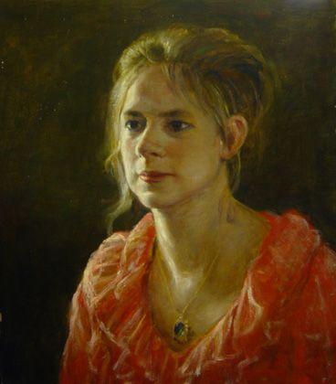 Portretstudie Ilona (2)