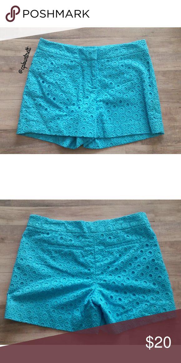 NWOT Crown & Ivy Eyelet Shorts NWOT Crown & Ivy Eyelet Shorts Crown & Ivy  Shorts