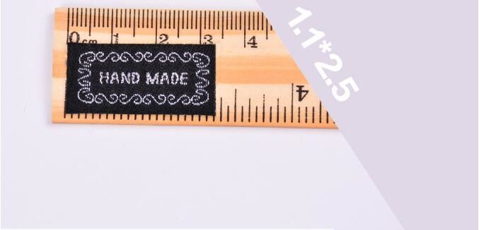 42.66$  Watch more here - Free shipping !0972 colorful  woven labels custom clothing labels  garment washing labels   #buyonlinewebsite