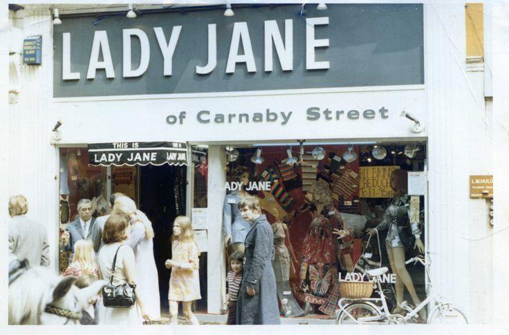 Lady Jane - CarnabyStreet