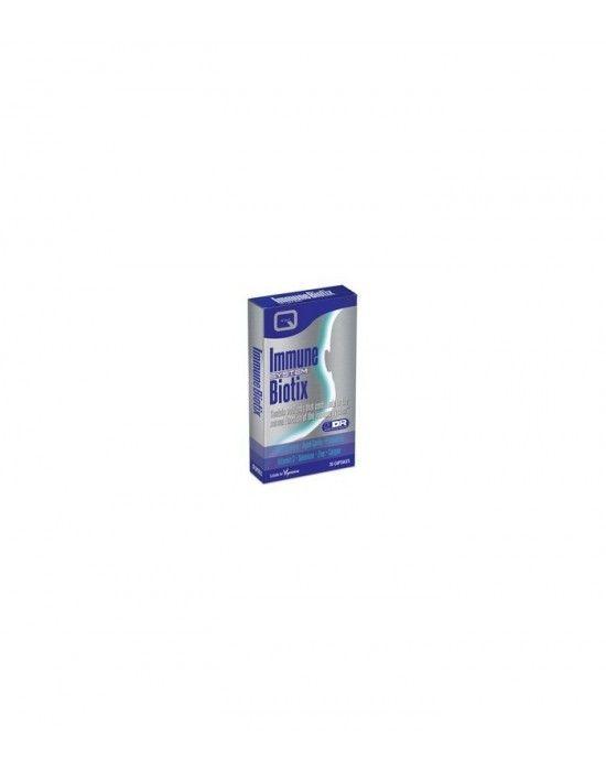 QUEST IMMUNE SYSTEM BIOTIX 30CAPS Οργανικό, βιοενεργό ζελέ αλόης 99.9% για συστηματική περιποίηση του δέρματος, ενυδατώνει, μαλακώνει και βοηθά στην ανανέωση της ξηρής, ερεθισμένης, με ραγάδες ή σημάδια επιδερμίδας είναι κατάλληλο και για χρήση μετά απο ήπια εγκαύματα.