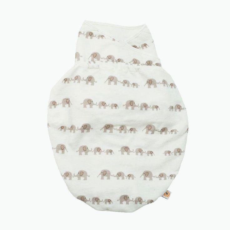 Ergobaby | Sleepsack Swaddle: Elephant