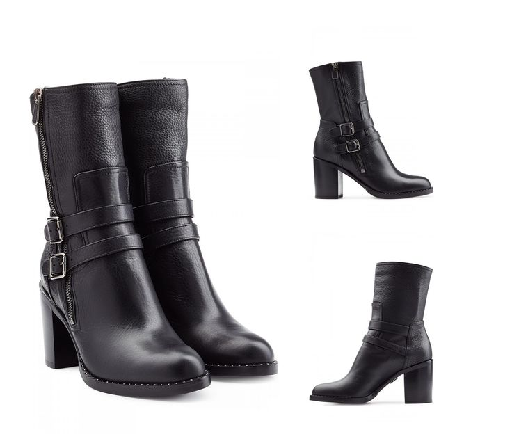 Paul Andrew #Leder #Boots