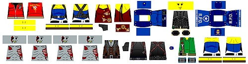 Resident Evil Lego Decals FUN Pinterest Lego Decals And - How to make homemade lego decals