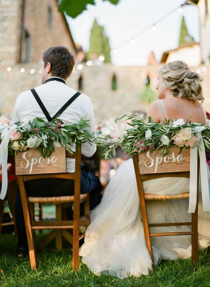 The Dreamiest Al Fresco Destination Wedding EVER