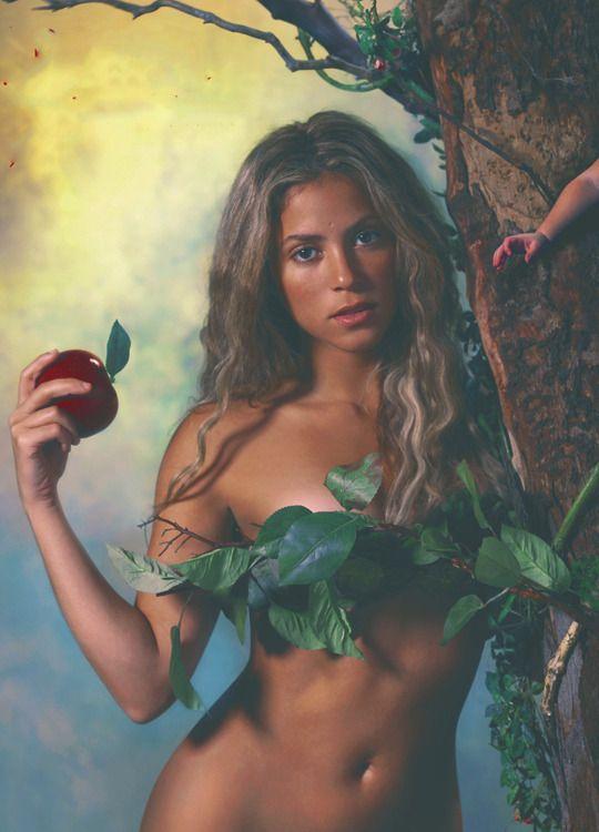 illustrated Eve -Shakira