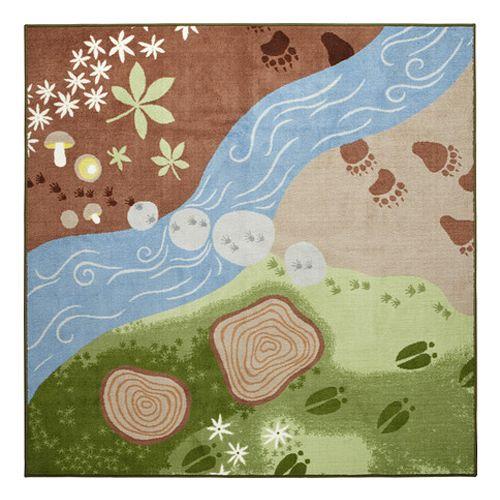 10 alfombras infantiles para jugar 3 alfombra para - Alfombra ninos ikea ...