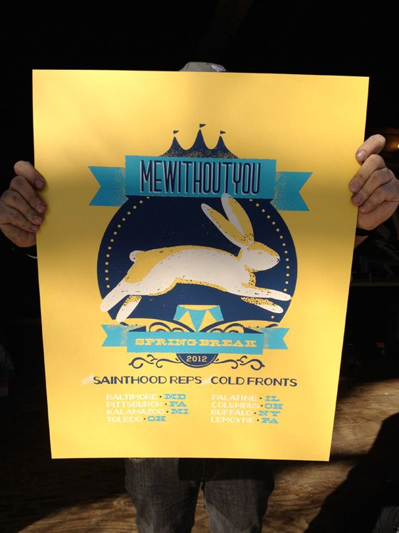 new mwY spring break tour poster!