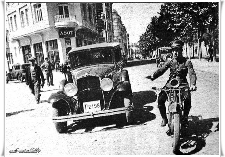 Taksim - Elmadağ - 1930s