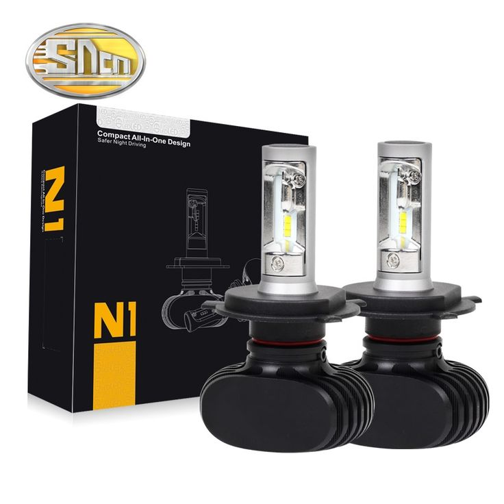 40.00$  Watch here  - SNCN 2PCS 12V/50W 8000LM Plug&Play All-In-One Car LED Headlamp Headlight Conversion Kit For Subaru Forester 2002 2003 2004