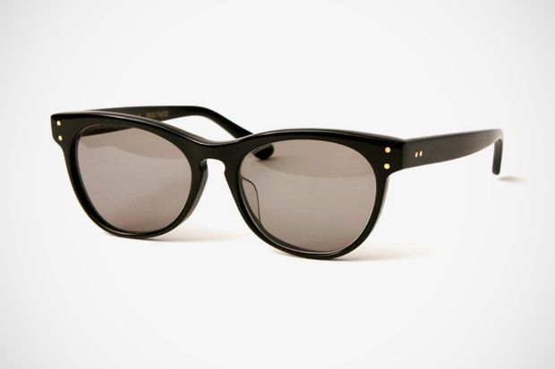 Sunglasses by N.HOOLYWOOD x Oliver Goldsmith. ¥37,800