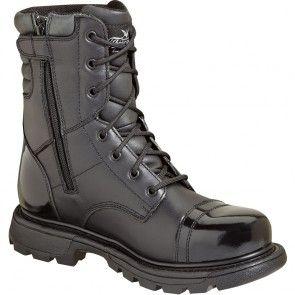 834-6888 Thorogood Men's Tactical Uniform Jump Boots - Black
