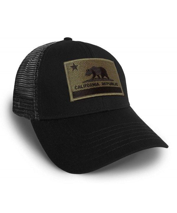 0c59acce1a8 California Flag Olive Drab Black Solid Baseball Cap Hat Snapback  CM12O4BFN1V in 2019 | Mens' Caps Collection | Caps hats, Hats, Cap