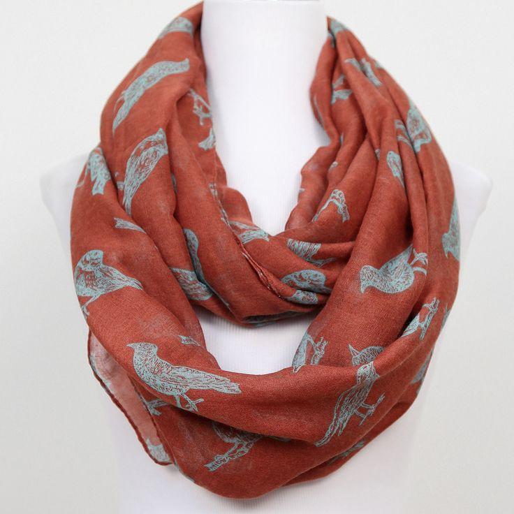 Bird Scarf | Barnabus Clothing Co.