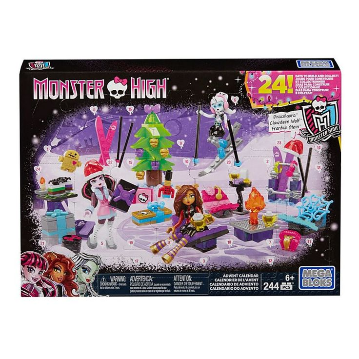 Image for MH-ADVENT CALENDAR from Mattel