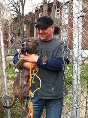 Randy Grim, the founder of Stray Rescue in St. Louis, MO