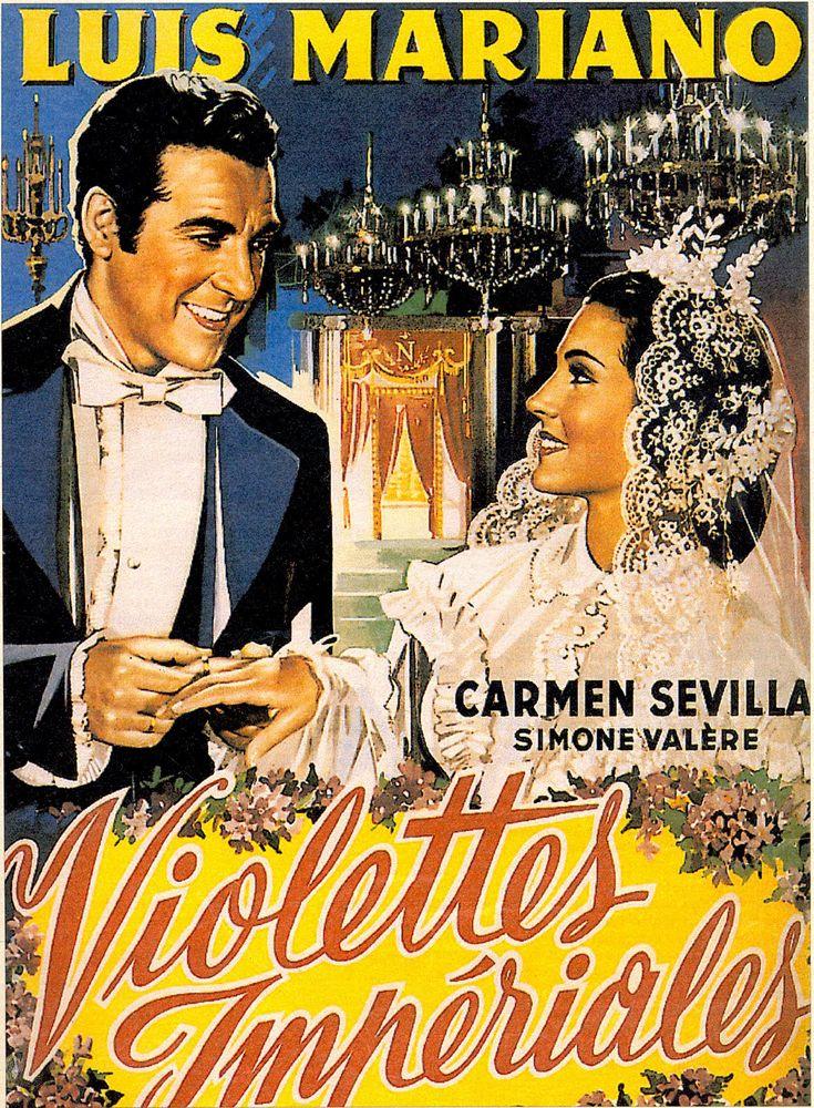 Cine español. Violetas Imperiales.