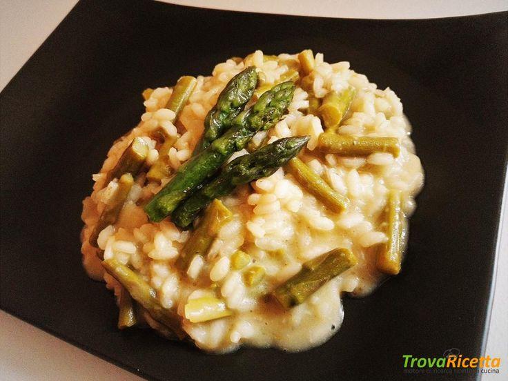 Risotto agli asparagi  #ricette #food #recipes