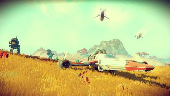 No Mans Sky Out June 21 Has Ridiculous Special Edition
