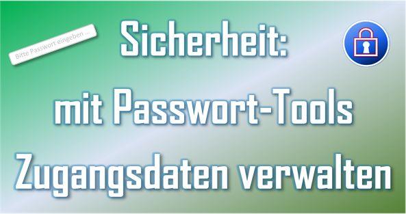 #Passwort #Sicherheit - Hunderte #Passwörter per #Tool #verwalten - Ein #sicheres Passwort zu erstellen, ist auf verschiedene Methoden möglich. Im vorherigen Beitrag habe ich euch dazu einige einfache Varianten vorgestellt. Noch einfacher geht es jedoch mit einem Passwort-Tool. Wie diese funktionieren und welche Vorteile dies hat, erfahrt ihr im heutigen Beitrag: http://www.mks-computer.com/2016/09/sicherheit-hunderte-passworter-einfach-verwalten.html