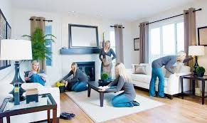 domestic cleaning images