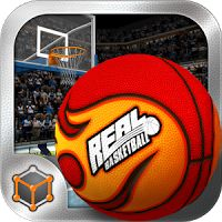 Real Basketball v 1.8 APK  Hack MOD   Real Basketball is an addictive game designed for basketball fans  which offers a single player or multiplayer options  as well as many modes of games where you can show your skills in basketball! You can choose to play online with people around the world  or play live games with friends and earn MP  which can be used in the direction  Application features . Get ready to experience the joy of playing best basketball game with real people . Express your…