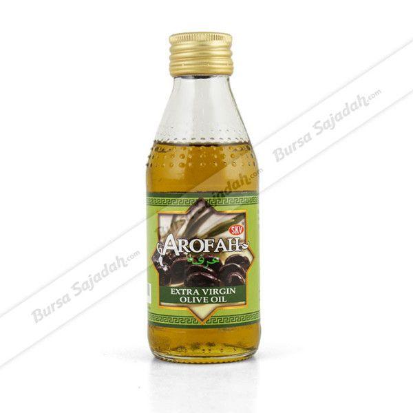 Extra Virgin Olive Oil Arofah lebih murni karena tidak banyak mengalami proses pengolahan, sehingga membuat nutrisi yang terkandung di dalamnya tetap terjaga.