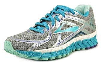 Brooks Adrenaline Gts 16 Women 2a Round Toe Synthetic Multi Color Running Shoe.
