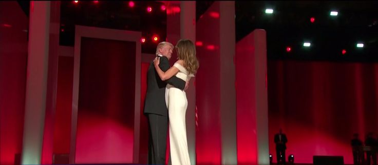 'MY WAY' VIDEO:  TRUMP AND MELANIA DANCED TO FRANK SINATRA'S 'MY WAY', LATER JOINED BY PENCE AND HIS WIFE AND TRUMP'S CHILDREN AND THEIR SPOUSES
