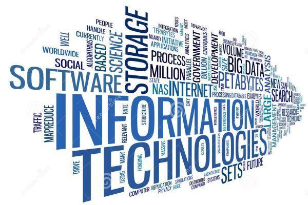 Information Technology It Information Technology Information Technology Logo Technology