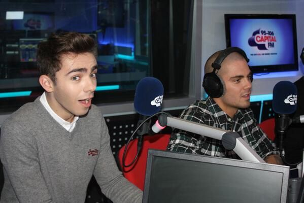 On Capital FM this morning 07/10/2013