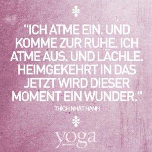 Zitat von Thich Nhat Hanh.