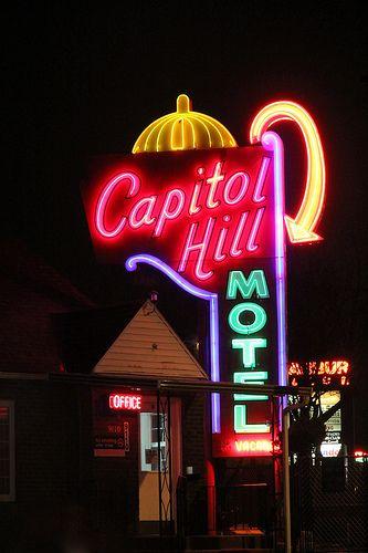 Capitol Hill Motel, Oregon