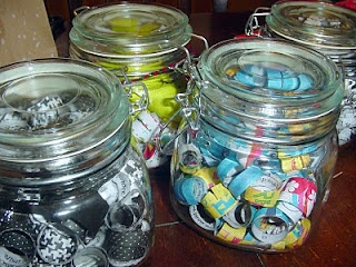 Ice breakers in a jar! Conversation starters for dinner with the family