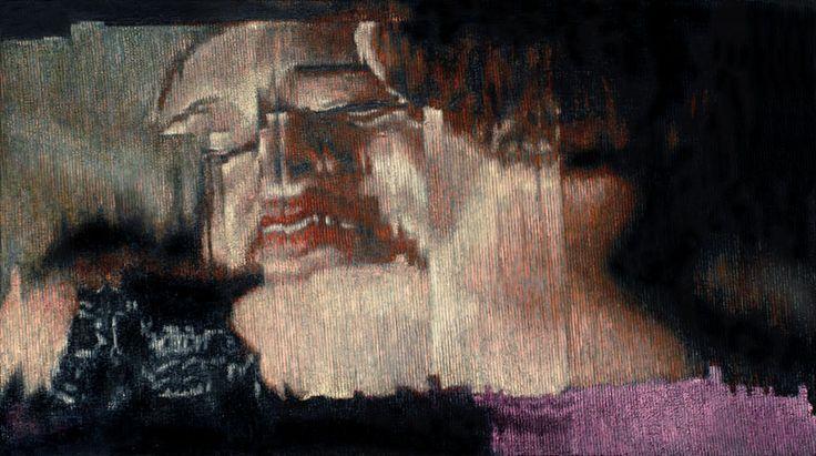 woman, crying