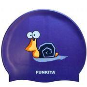 Gorro Silicona natación FUNKITA Snail Outlet
