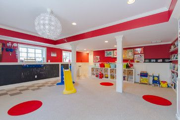 chalkboard paint wall=Buckhead 3 - contemporary - kids - atlanta - Abbey Construction Company, Inc.