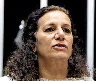 Protagonista da pantomima: quem bate como Jandira não deve apanhar como Jandira...