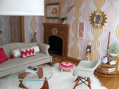 1000+ Images About Modern Dollhouses On Pinterest