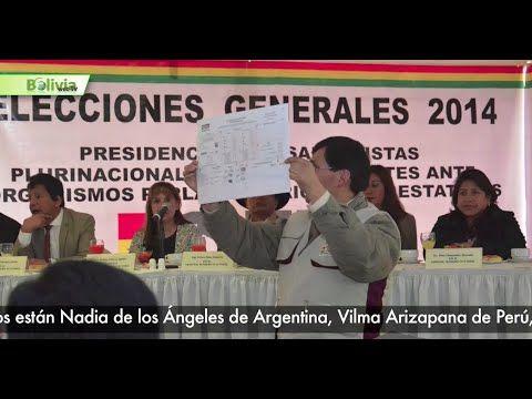 Estas son las noticias de la jornada en Bolivia News…. Los resultados de las elecciones en Pando cambian nuevamente.  En Santa Cruz ya hay 40 grupos políticos habilitados para participar de las elecciones departamentales y municipales.