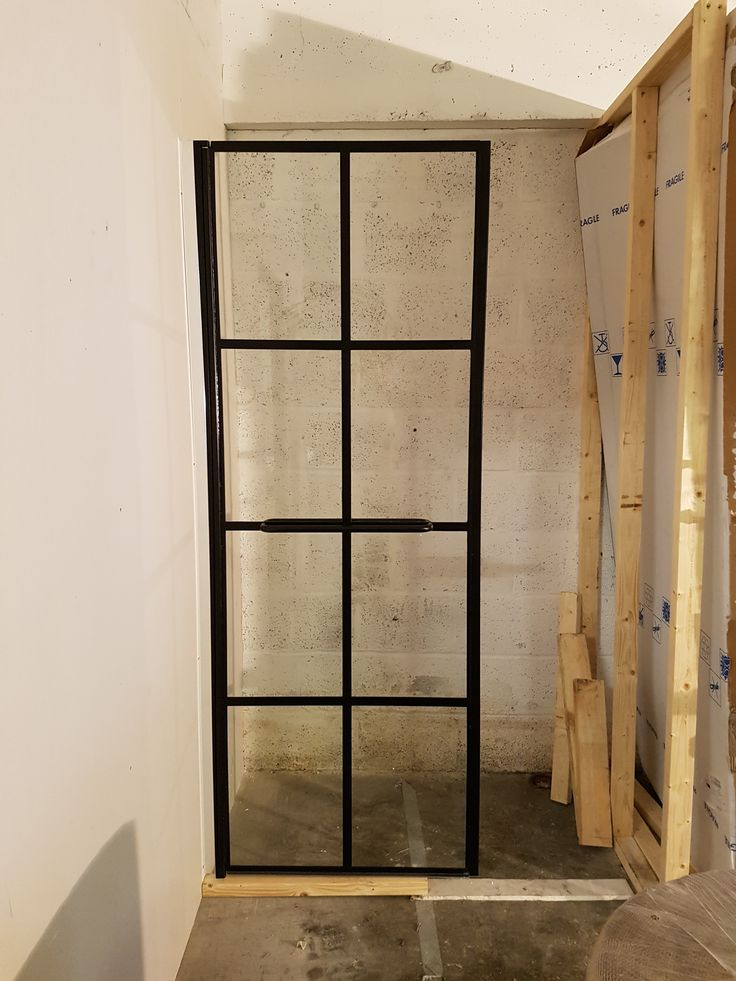 11 Best Black And Grid Style Shower Doors Images On