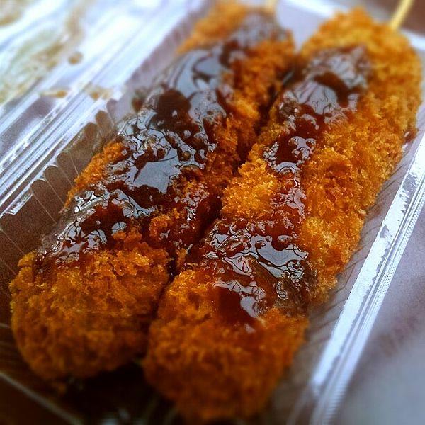 栃木県佐野市のご当地グルメ「いもフライ」が美味しすぎて夢中♡