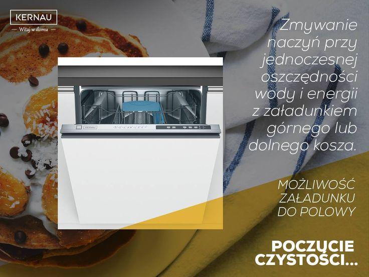 5 lat gwarancji dla produktu, który stanie się twoim najlepszym pomocnikiem w kuchni. 👌 Zmywarka do zabudowy o zintegrowanym panelu sterowania mieści 12 kompletów naczyń przy średnim zużyciu wody, a ponadto posiada aż 9 programów bazujących na 5 temperaturach. http://bit.ly/Kernau_KDI_6951