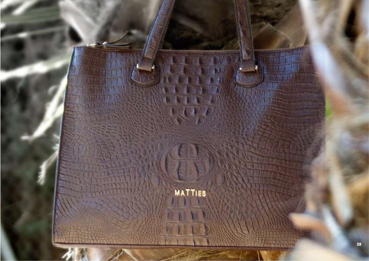 Matties Bags  Colecção Riobo
