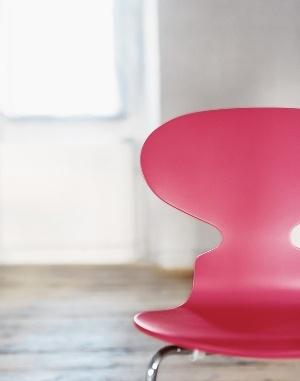 Myren chair by Arne Jacobsen, Danish designer (manifacturer: Fritz Hansen)